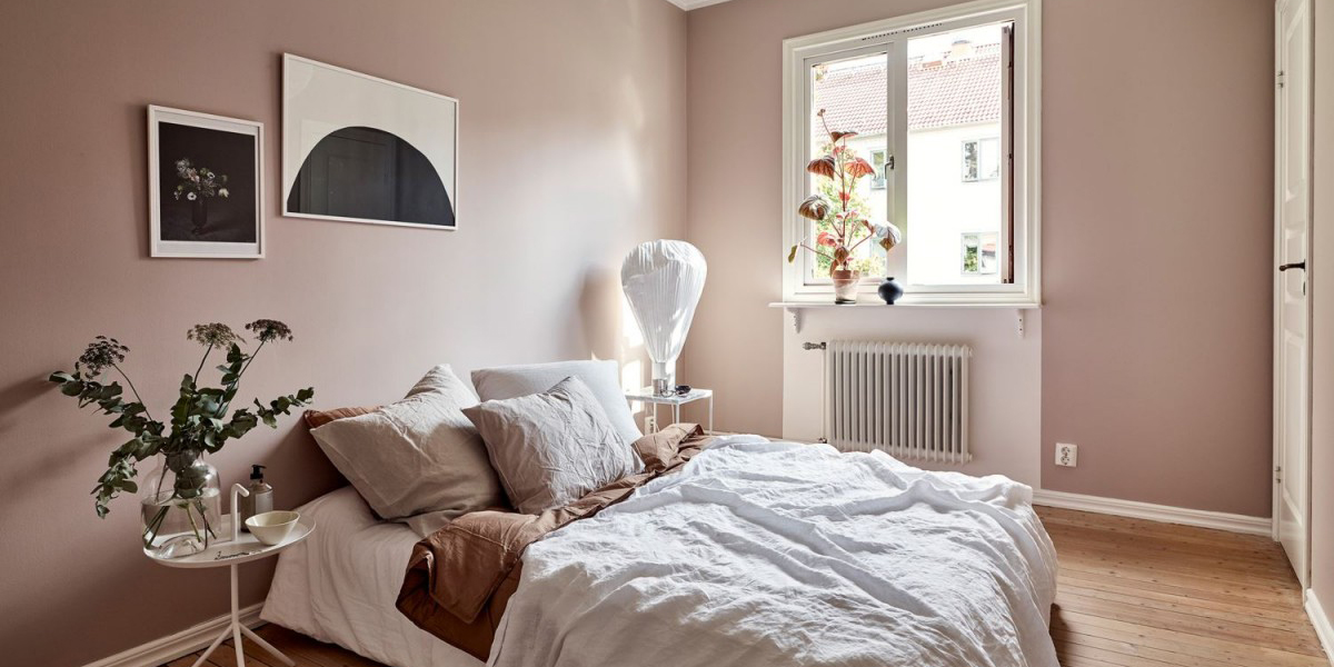 Pintar las paredes en tonos suaves