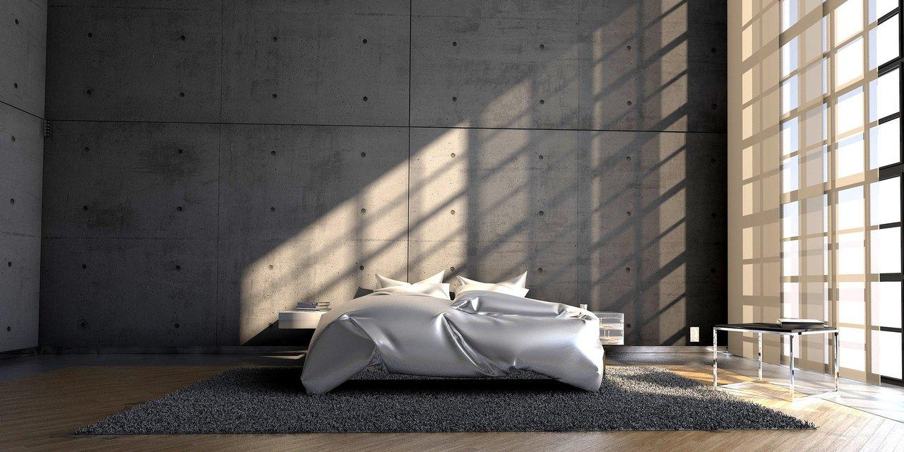 cama con funda nordica