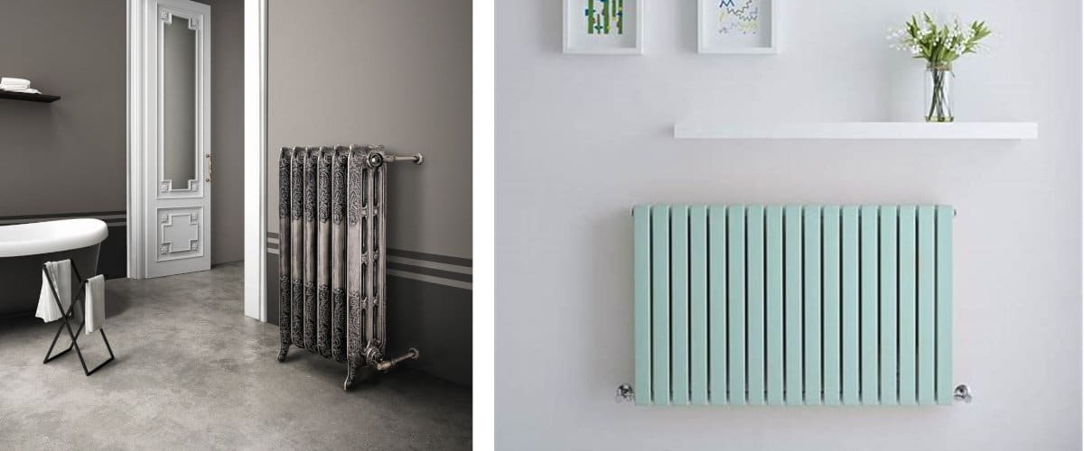 Calefacción por agua para calentar nuestro hogar