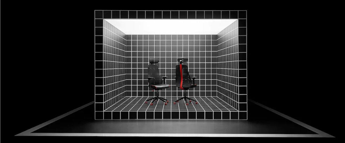 Silla gaming de Ikea