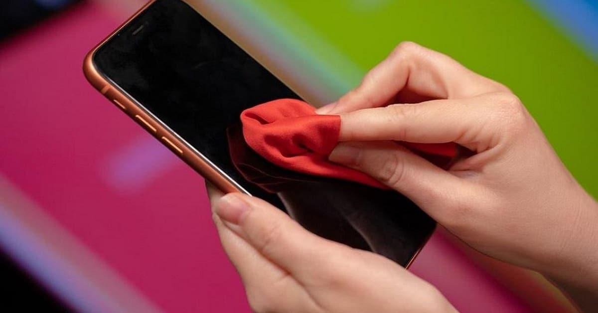 limpiar-iphone