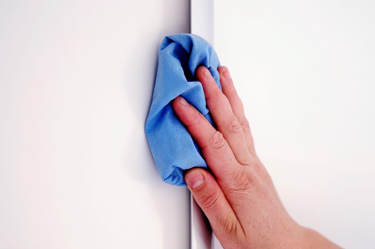 limpias paredes