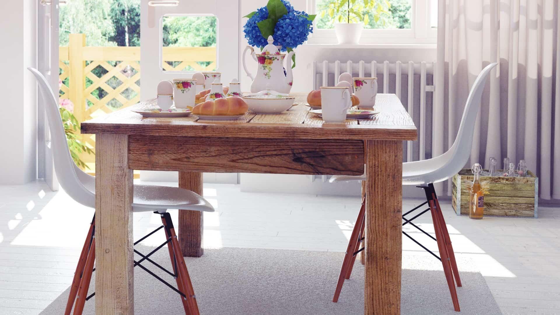mesas de cocina