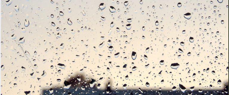Manchas agua ventanas